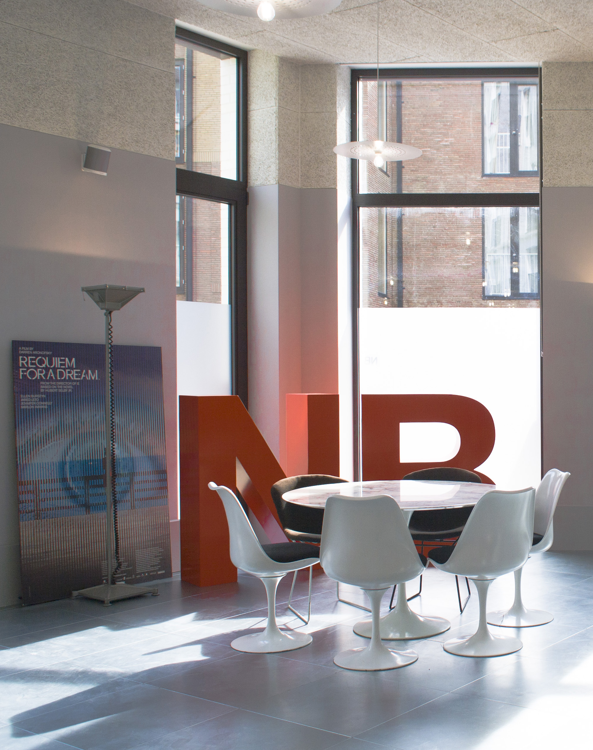 Photograph of Meeting Space at NB Studio