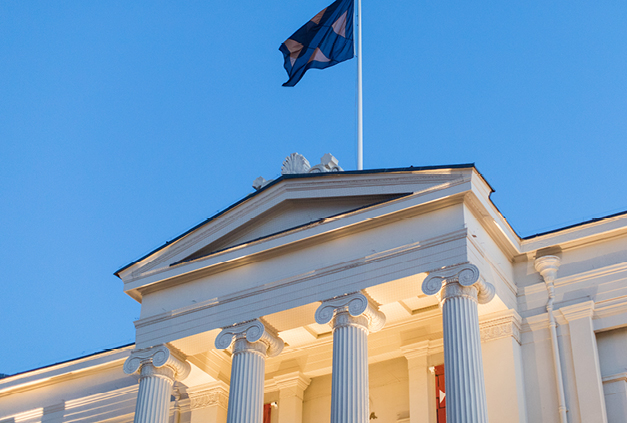 The proud restoration of the old magistrates court to create the new St Albans Museum + Gallery