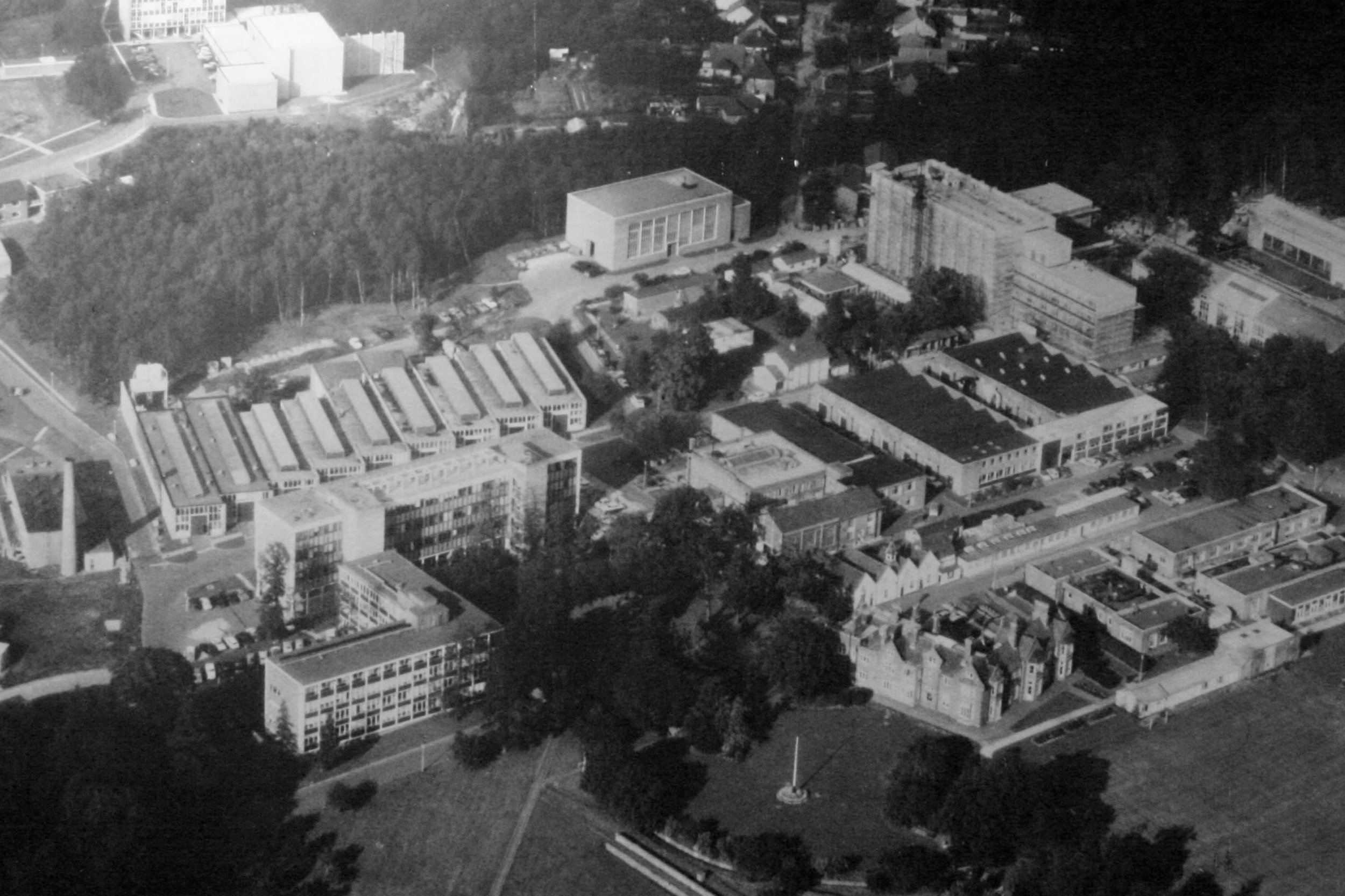 Historic Photos of Building Research Establishment Campus