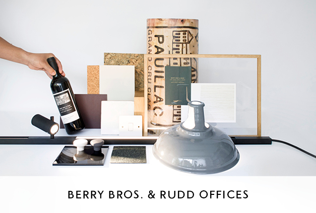 Berry Bros. and Rudd Interior Office Design in Historic Building
