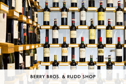 Wine Shop Design for Berry Bros. and Rudd in London