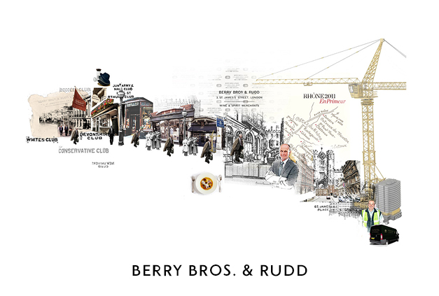 Property Strategy for Wine Merchants Berry Bros. and Rudd