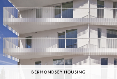 Bermondsey Social Housing Designed by Mowat and Company