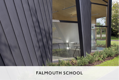 School Design with CLT in Falmouth by Architects Mowat and Company