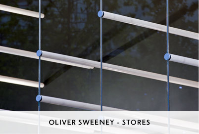 Mowat and Company Shop Design for Oliver Sweeney Retailer