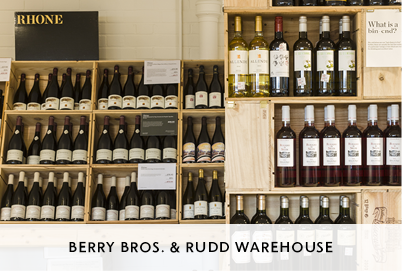 Mowat and Company Design for Wine Retailer Warehouse