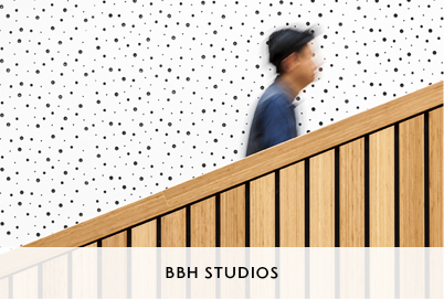 Office Interior Design by Mowat and Company for BBH Studios