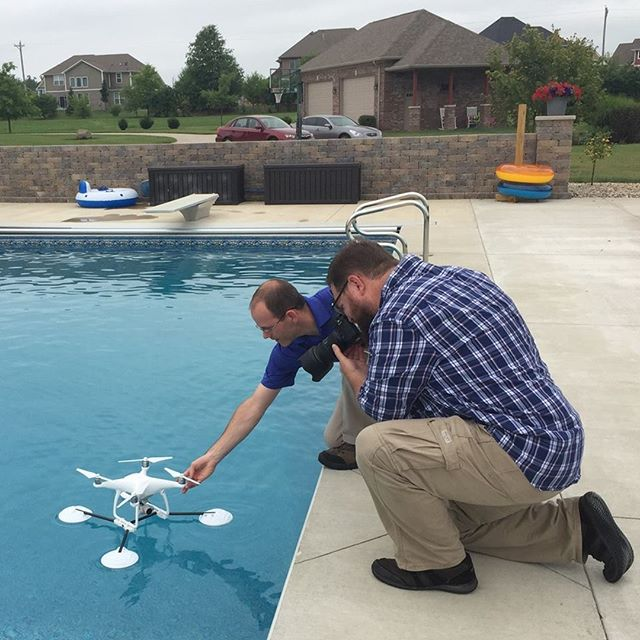 #tbt to a behind the scenes of one of WaterStrider's first photo shoots.  https://www.dronerafts.com/tech-specs-waterstrider . . . #drone #droneanywhere #waterstrider #phantom #drones #arialphotography #droneonwater #landingonwater  #phantomdji #dji #djiphantom  #waterlanding #safedrone #drydrone