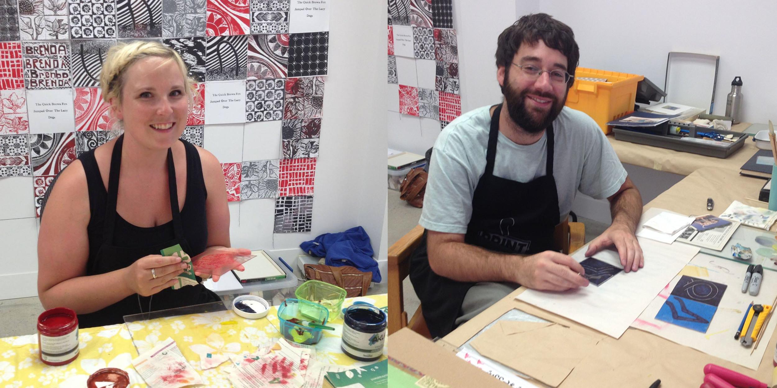 Week 3:   Jennifer Hamilton and Eric Mummery