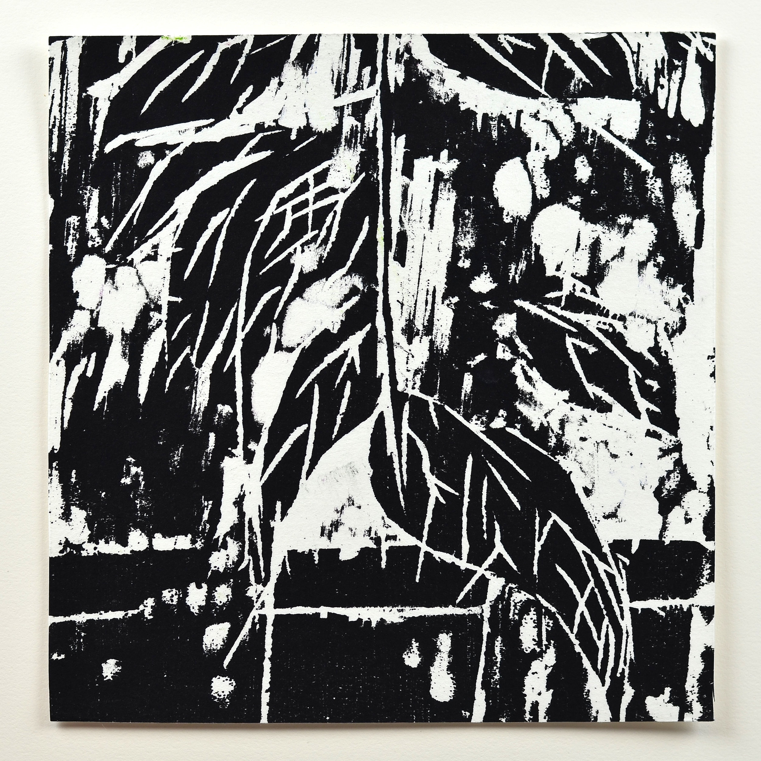 Yu Xi Jin    Window 1   Woodcut