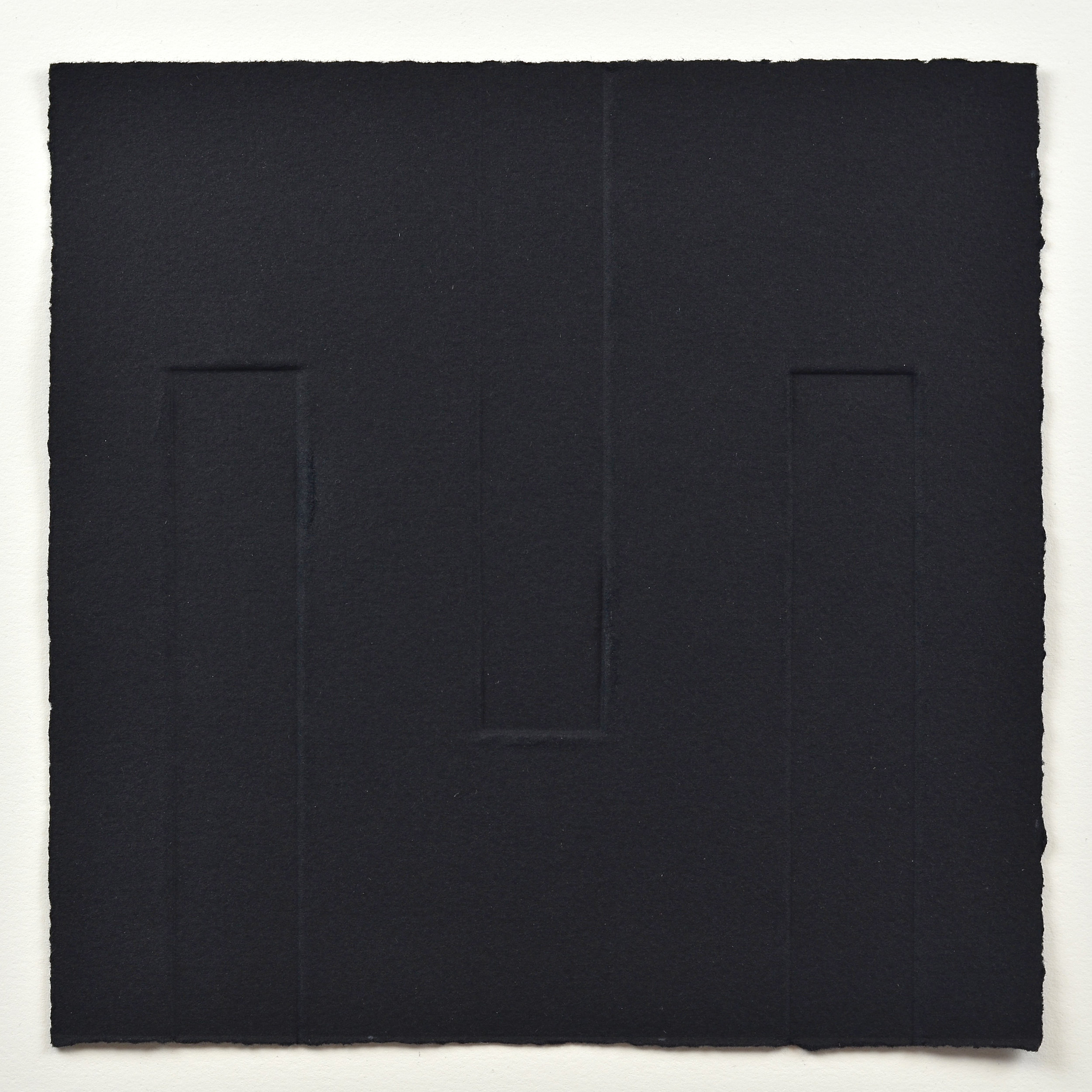 Paulina Wiszowata    Paper as Space 002   Relief/embossing