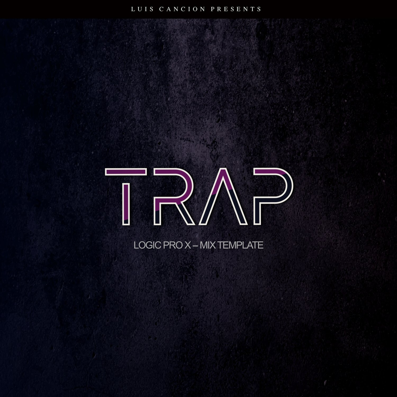 TRAP MIX TEMPLATE (SEASON 1) - Logic Pro X