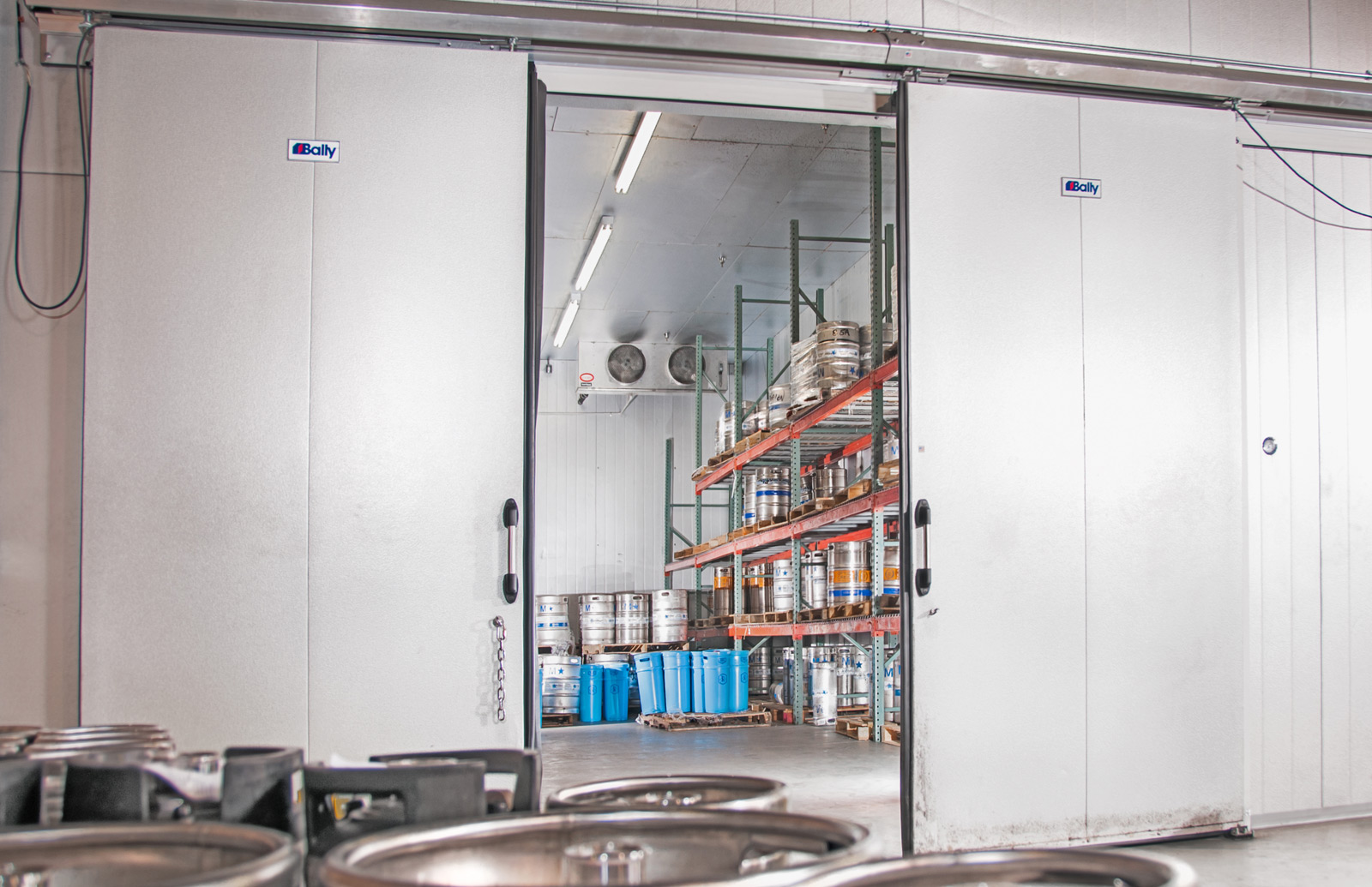 Temperature Controlled Storage