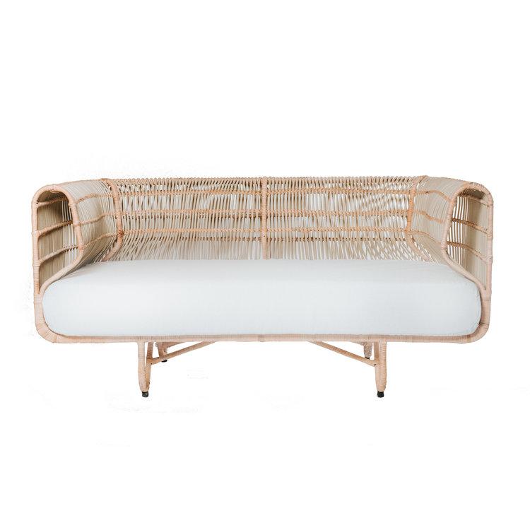 Rattan Bali Sofa