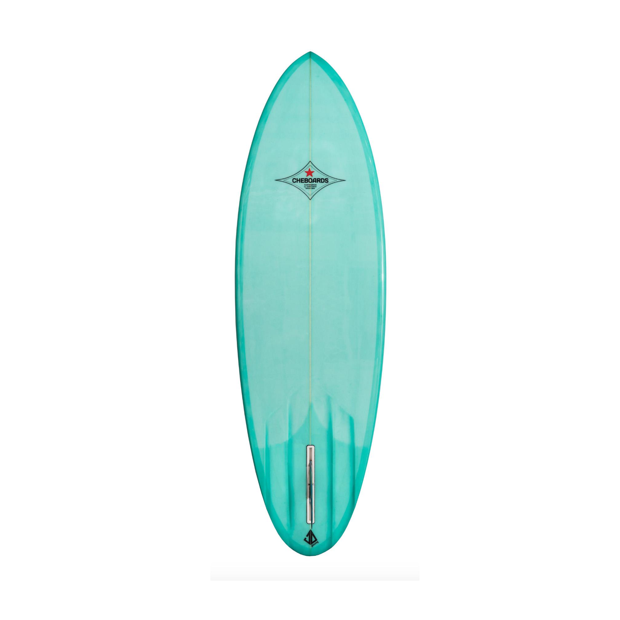 Vintage Single Fin Surfboard