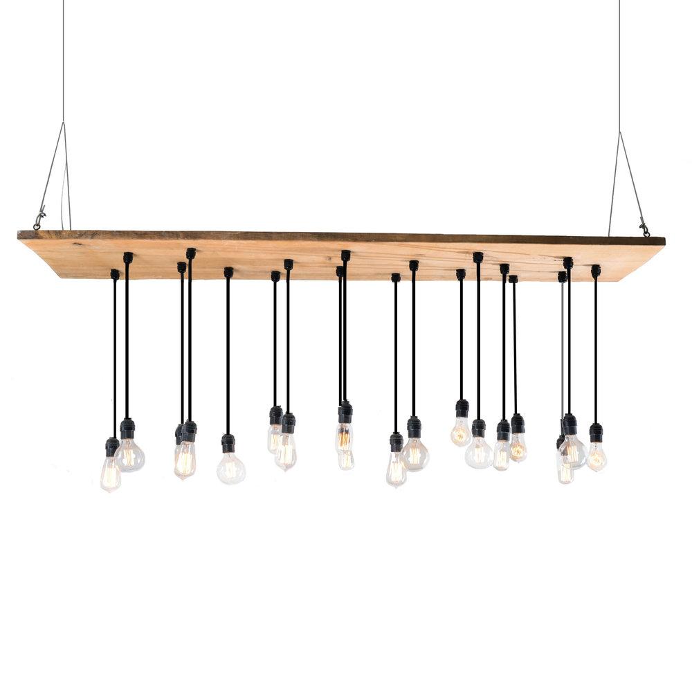 Edison Bulb Plank