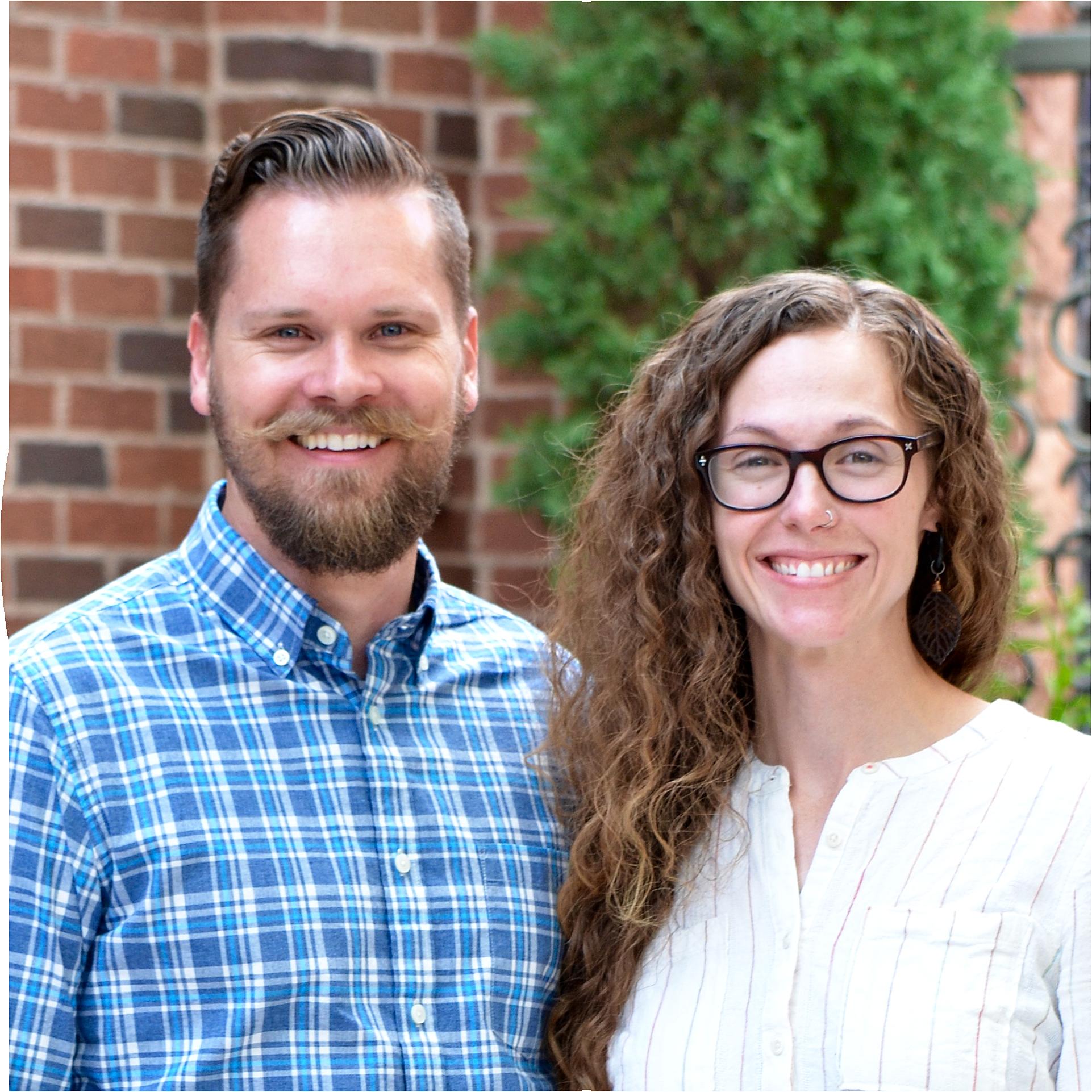 Kyle and Michelle Stevens