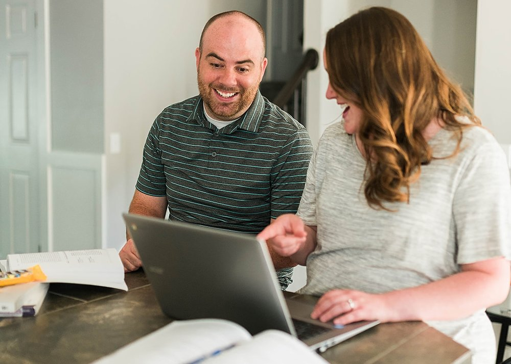 supporting spouse through college