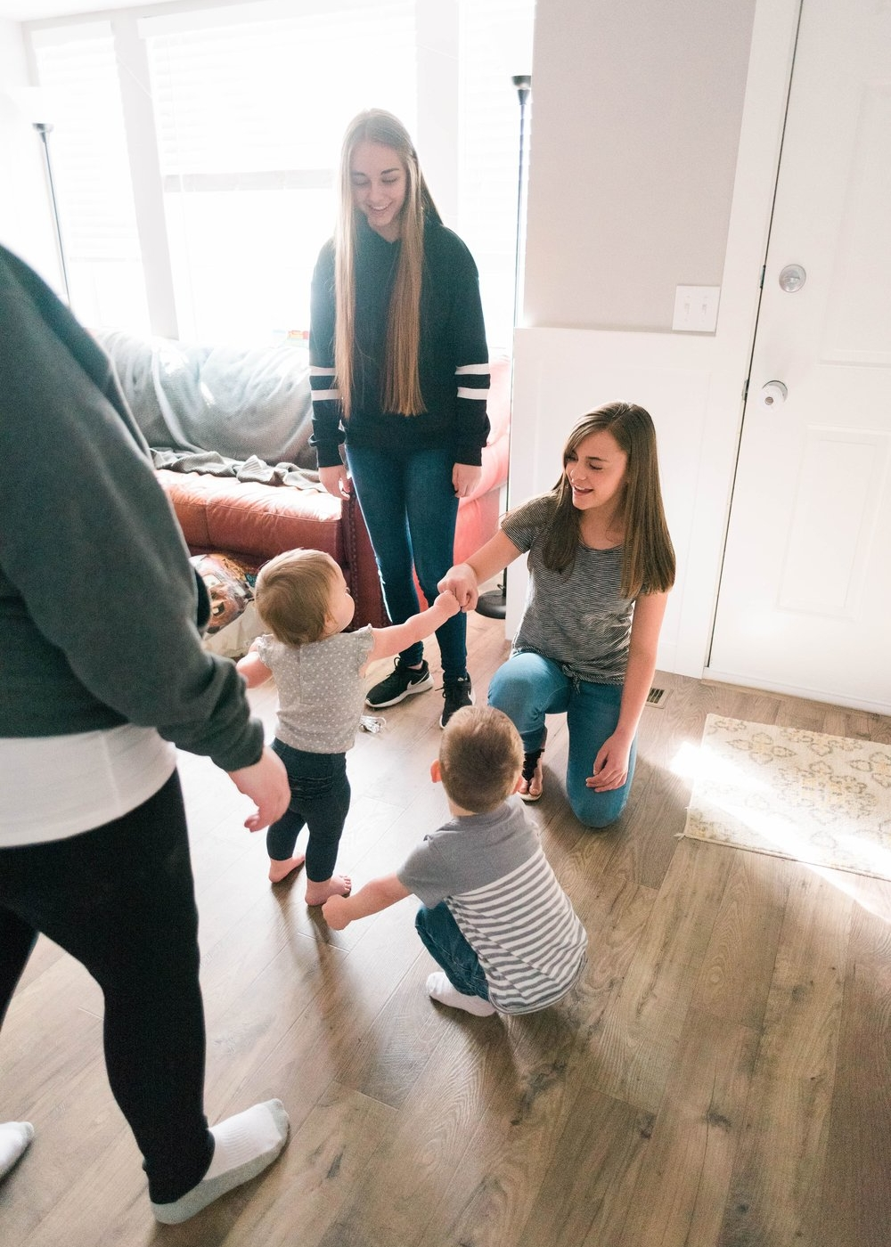Six things you can do to guarantee your babysitters will love tending for your family.