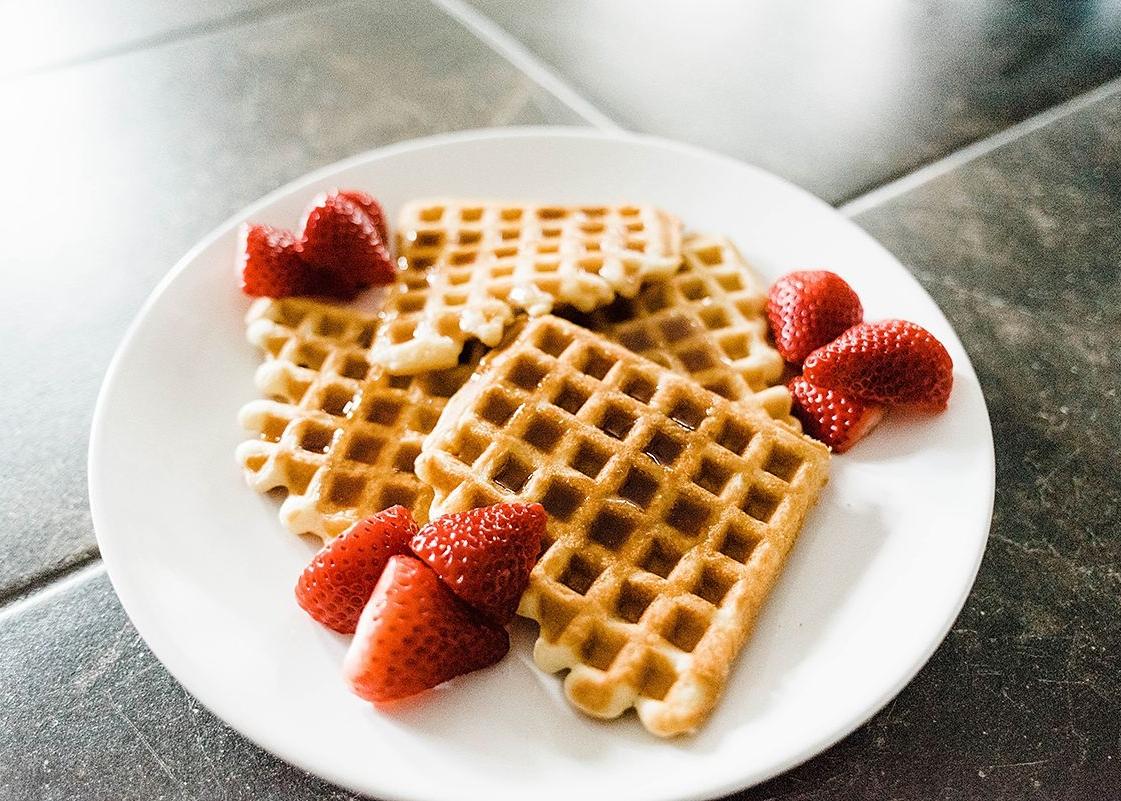 special breakfast in bed