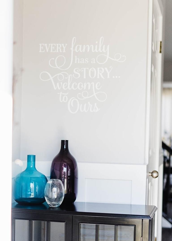 entryway quote