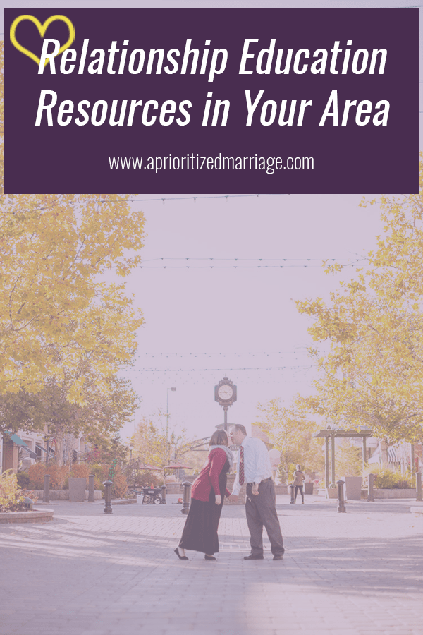 Relationship education can be beneficial to your marriage in any stage. Here's how to find opportunities to attend in your area.