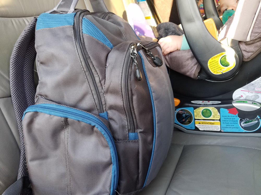 safer car trips with young kids