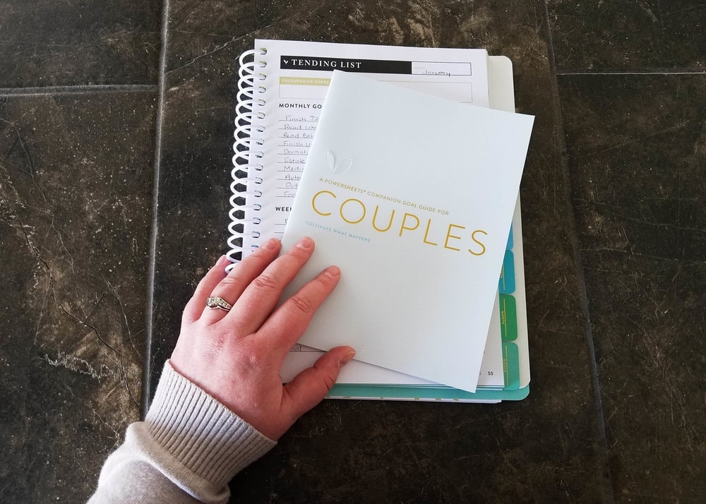 goal setting resources for couples