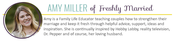 Amy Miller - Freshly Married