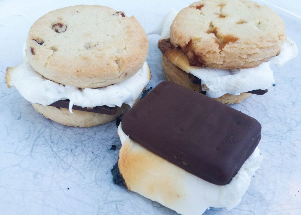 s'mores for parents