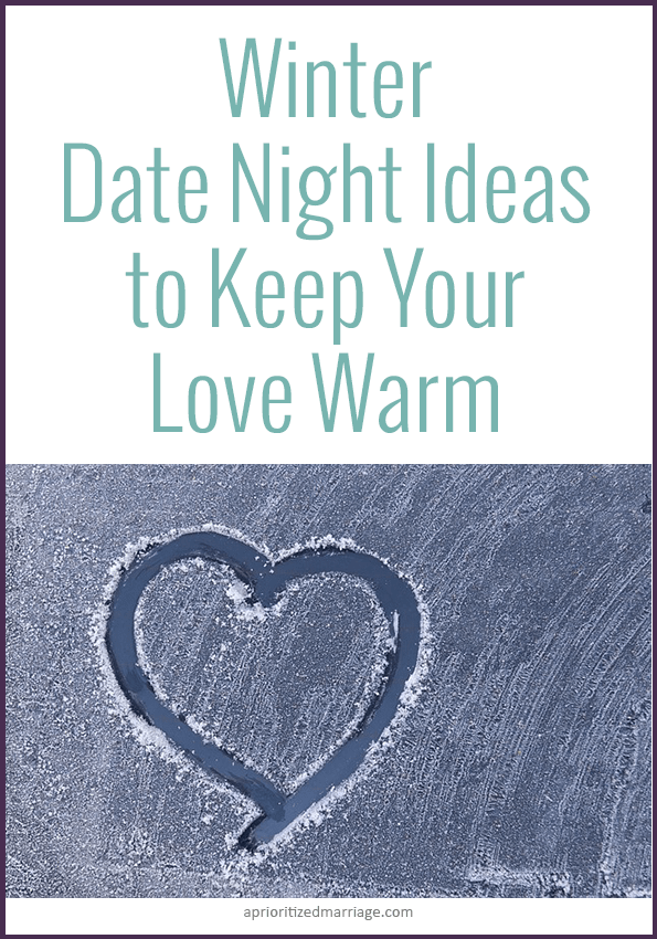 At home winter date nights to keep you warm this season.