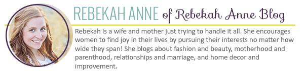 Rebekah Anne