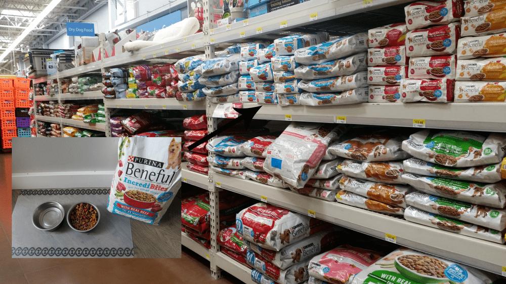 beneful at Walmart