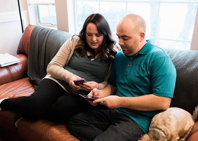smartphones and marriage