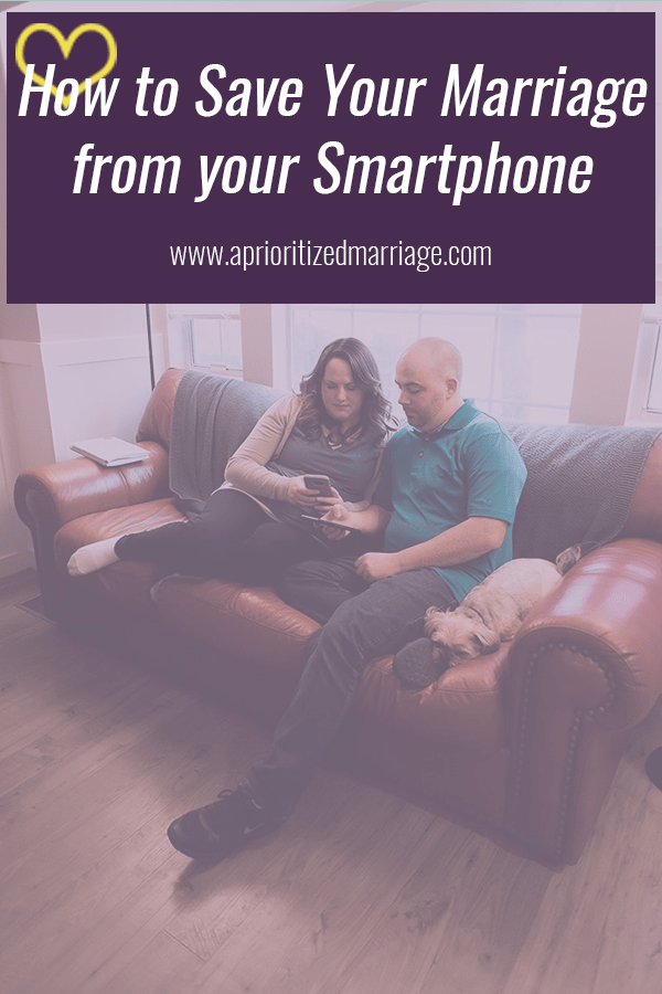 Four boundaries every couple should set to save their marriage from their cell phone