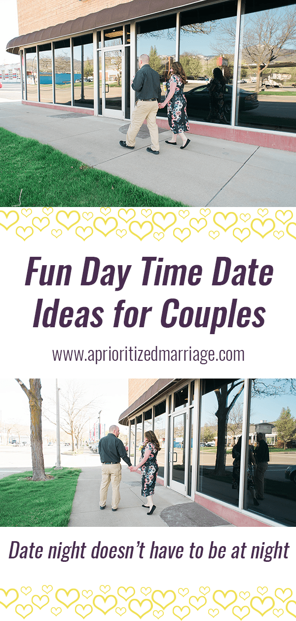 day time date ideas for married couples