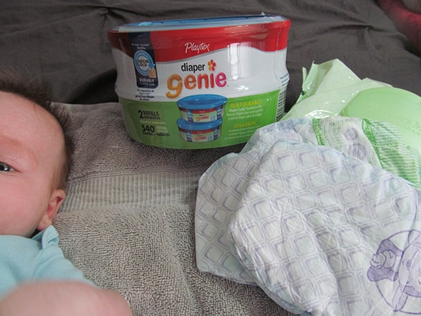 new baby essentials