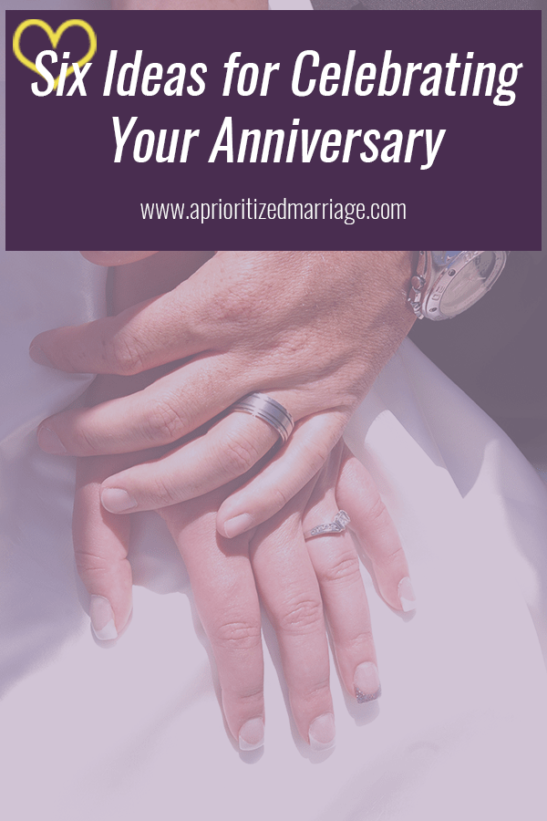 Fun ideas for celebrating your anniversary this year.