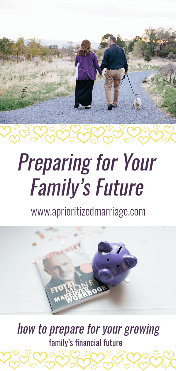 Five things you can do to make sure your family is financially prepared.