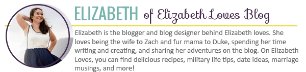 Elizabeth Loves Blog
