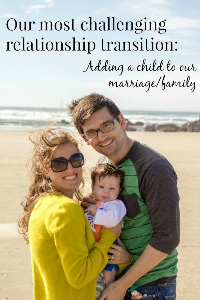 The challenges you'll experience after adding a child to your marriage