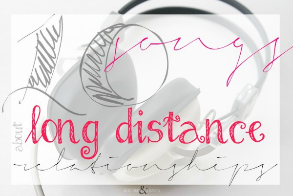 10 songs about long distance relationships