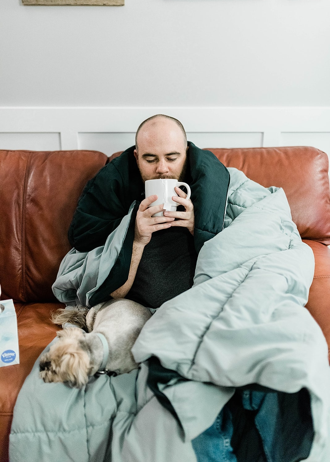hot drinks for sick spouse