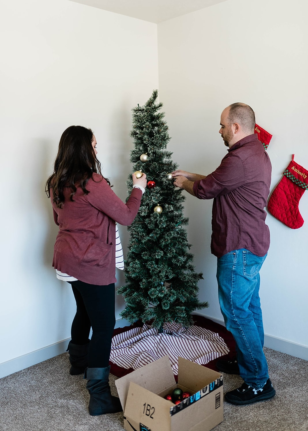 holiday traditions for married couples