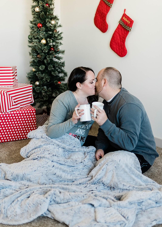 romantic christmas traditions