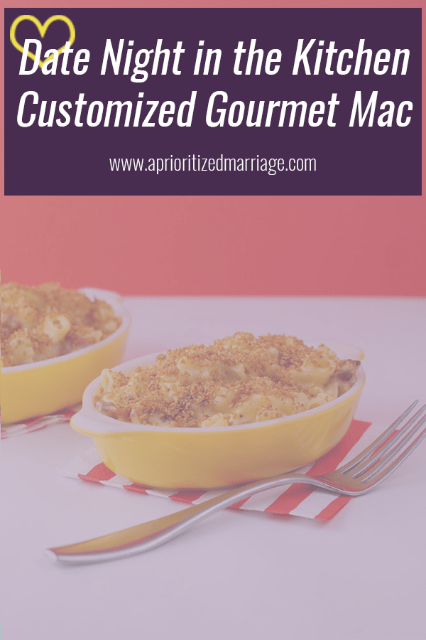 Build Your Own Gourmet Mac & Cheese
