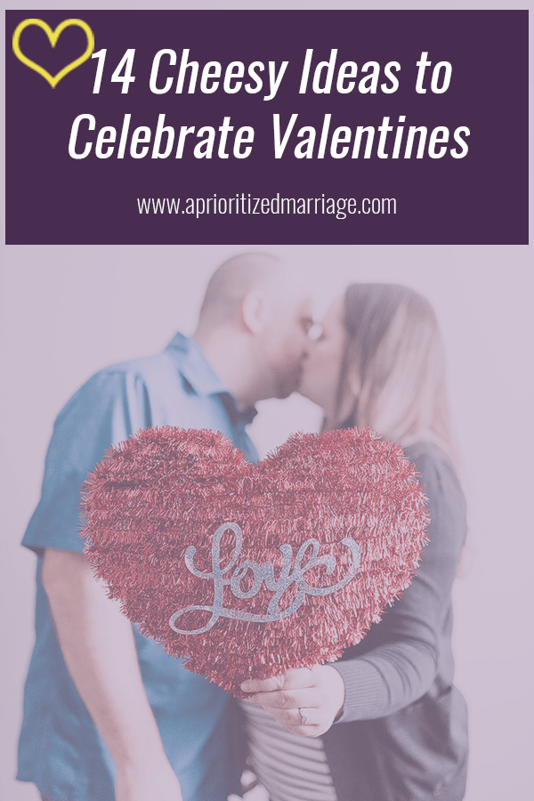 14 Cheesy and Romantic Ideas to celebrate Valentine's Day with your spouse
