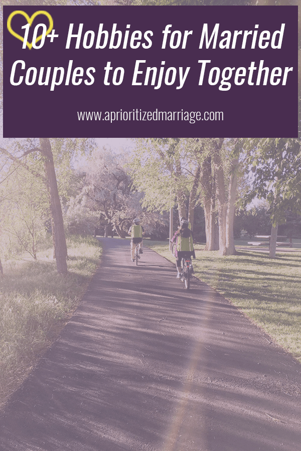 Need a hobby to do together? Check out this list of over 10 ideas for hobbies that married couples can enjoy together.