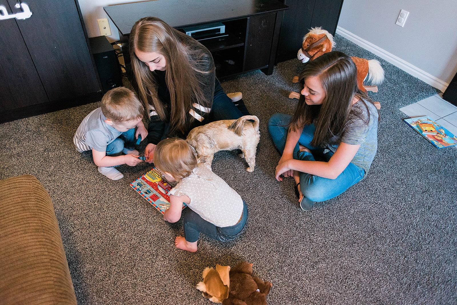 tips for hiring babysitters