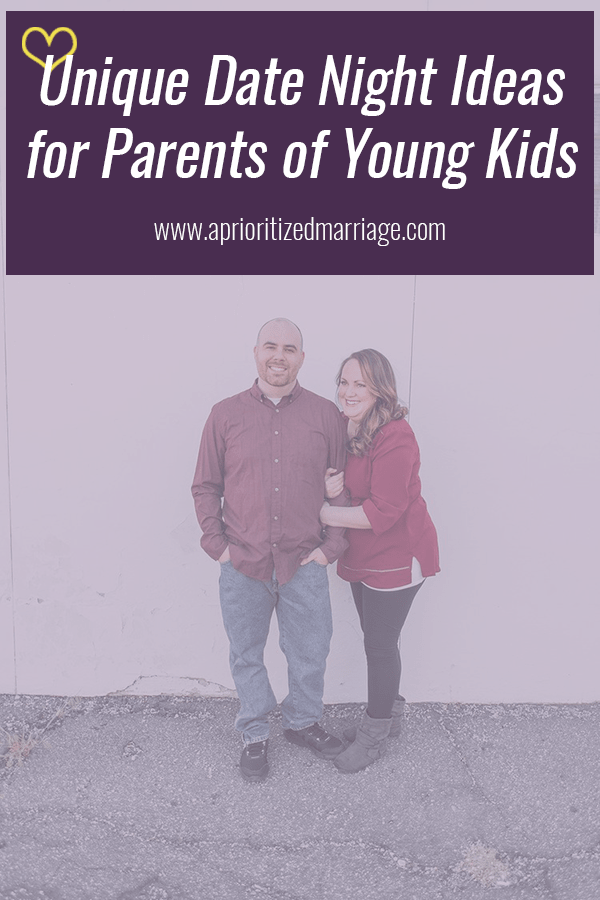 Having school age kids can make date night difficult and expensive. There are all of the extracurricular activities to work around and the cost of hiring a babysitter. This post is filled with ideas for making date night happen in this busy stage of life.